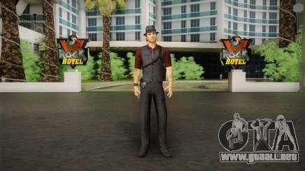 Ronan O'Connor из Asesinados: Alma Suspec para GTA San Andreas