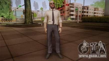 El Agente especial Jason Hudson из CoD: Black Ops para GTA San Andreas