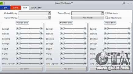 Horizon para XBOX 360 para GTA 5