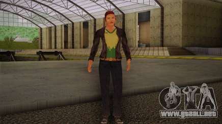 Woman Autoracer from FlatOut v3 para GTA San Andreas