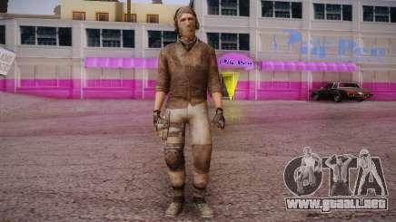 Mercenarios sin armadura (COD MW3) para GTA San Andreas