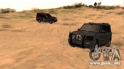 Mahindra Scorpio para GTA San Andreas