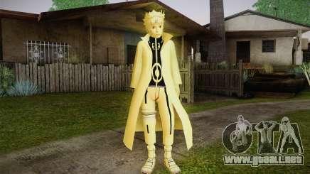 Naruto Kurama para GTA San Andreas