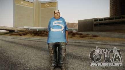 Dicker Ehegatte para GTA San Andreas