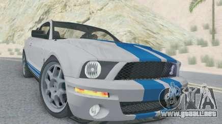 Ford Mustang GT para GTA San Andreas