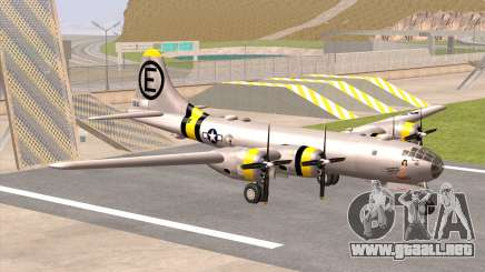 B-29A Superfortress para GTA San Andreas