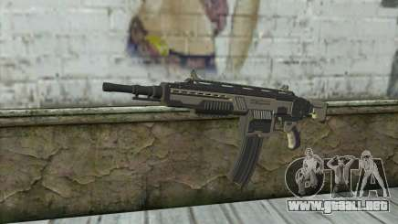 NS-15M Machine Gun from Planetside 2 para GTA San Andreas
