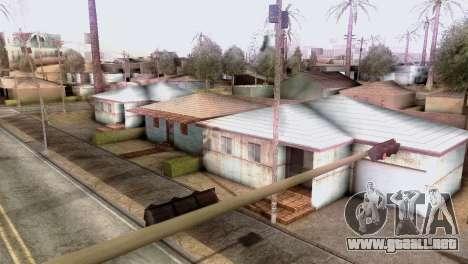 Graphic Unity para GTA San Andreas quinta pantalla
