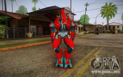 Red Elite v2 para GTA San Andreas