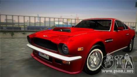 Aston Martin V8 Vantage 1970 para GTA Vice City