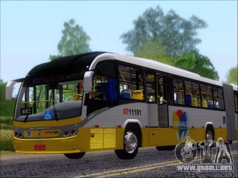 Neobus Mega BRT Volvo B12M-340M para el motor de GTA San Andreas