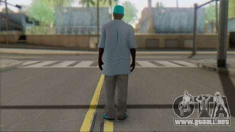 DK Garoto Marrento Skin para GTA San Andreas segunda pantalla