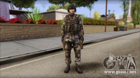 Urban GAFE from Soldier Front 2 para GTA San Andreas