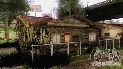 Graphic Unity para GTA San Andreas segunda pantalla