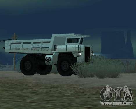 Actualizado Dumper para la visión correcta GTA San Andreas