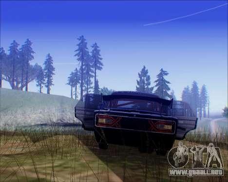 VAZ 2106 Sintonizable para la visión correcta GTA San Andreas