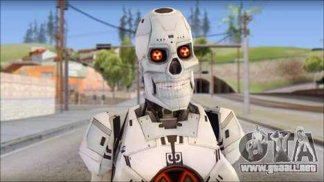 Dukeinator para GTA San Andreas tercera pantalla