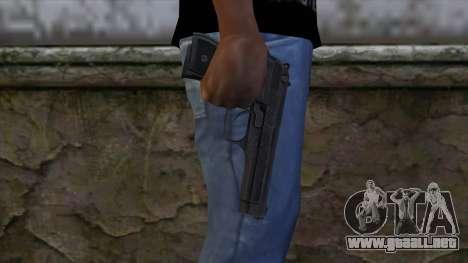 Marisa M9 Custom Master Spark para GTA San Andreas tercera pantalla