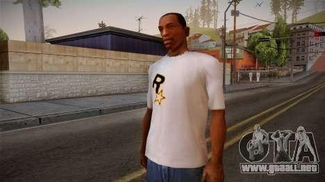 Rockstar Games Shirt para GTA San Andreas