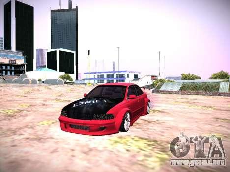 Audi A4 Extrema para GTA San Andreas