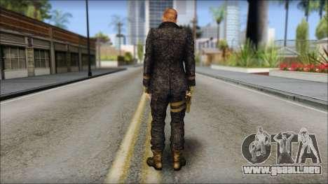 Jake Muller from Resident Evil 6 v2 para GTA San Andreas segunda pantalla