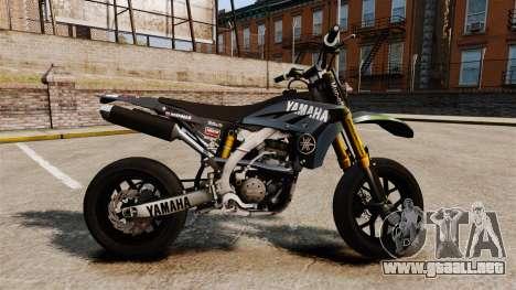 Yamaha YZF-450 v1.17 para GTA 4 left