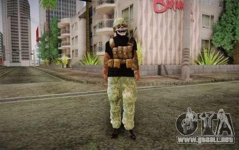 Antrax para GTA San Andreas
