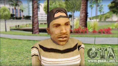 CJ Dwarf v2 para GTA San Andreas tercera pantalla