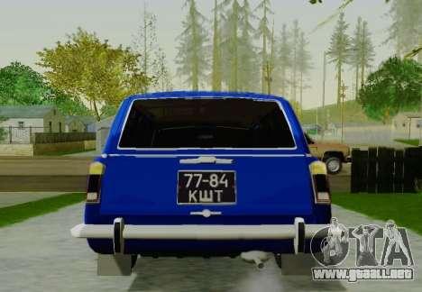 VAZ 21032 para visión interna GTA San Andreas