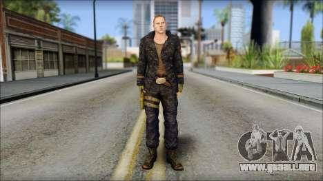 Jake Muller from Resident Evil 6 v2 para GTA San Andreas