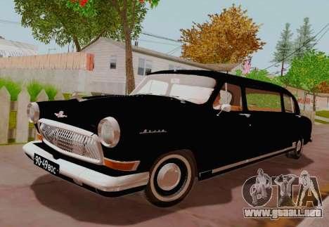 GAZ 21 de Limusinas para GTA San Andreas