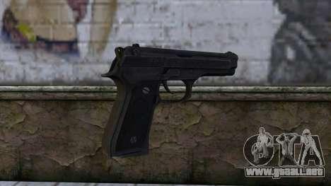 Marisa M9 Custom Master Spark para GTA San Andreas segunda pantalla