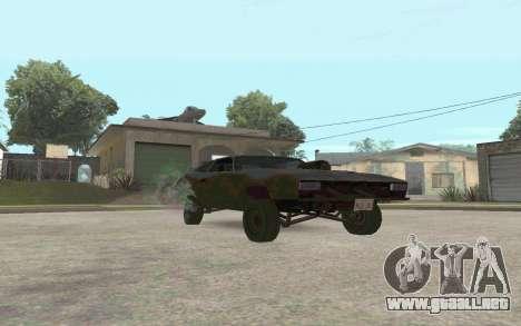 Interceptor para GTA San Andreas left