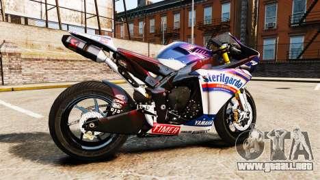 Yamaha YZF-R1 PJ2 para GTA 4 left