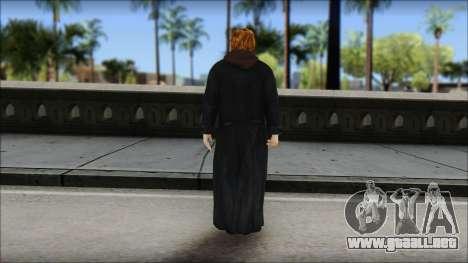 Ron Weasley para GTA San Andreas segunda pantalla