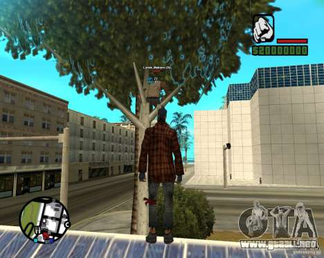 Players Informer para GTA San Andreas