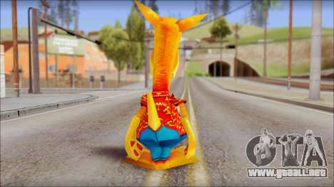 Bungalow the Kangaroo from Fur Fighters Playable para GTA San Andreas tercera pantalla