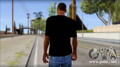 Hladno Pivo T-Shirt para GTA San Andreas segunda pantalla