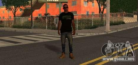 Crossfit para GTA San Andreas