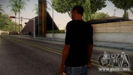 LOL T-Shirt para GTA San Andreas segunda pantalla