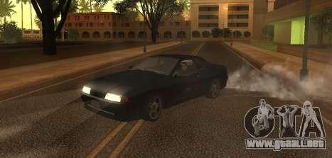 Cleo Drift para GTA San Andreas tercera pantalla