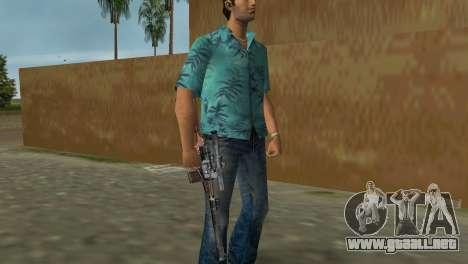 Rifle De Francotirador Especial para GTA Vice City sucesivamente de pantalla