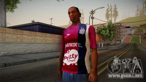 Talleres de Córdoba Camisa para GTA San Andreas