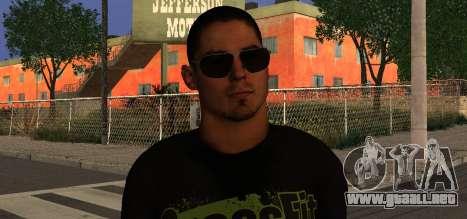 Crossfit para GTA San Andreas tercera pantalla