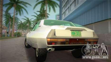 Citroen SM 1972 para GTA Vice City left