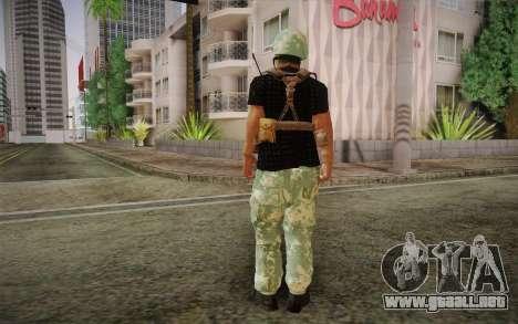 Antrax para GTA San Andreas segunda pantalla