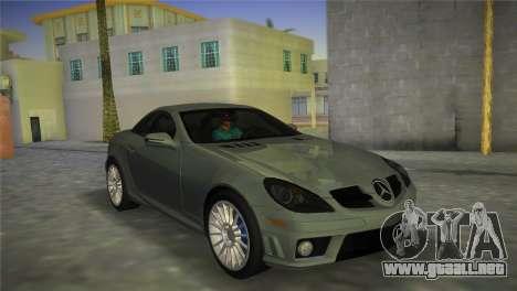 Mercedes-Benz SLK55 AMG para GTA Vice City