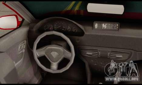 Lampadati Felon GT 1.1 para GTA San Andreas vista posterior izquierda