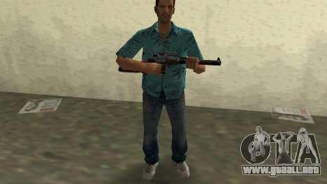 Rifle De Francotirador Especial para GTA Vice City segunda pantalla