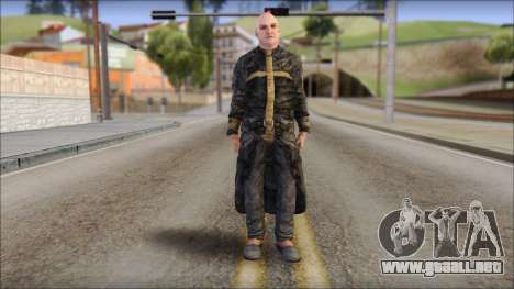 Father Martrin From Outlast para GTA San Andreas